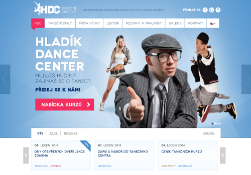 Hladík Dance Center